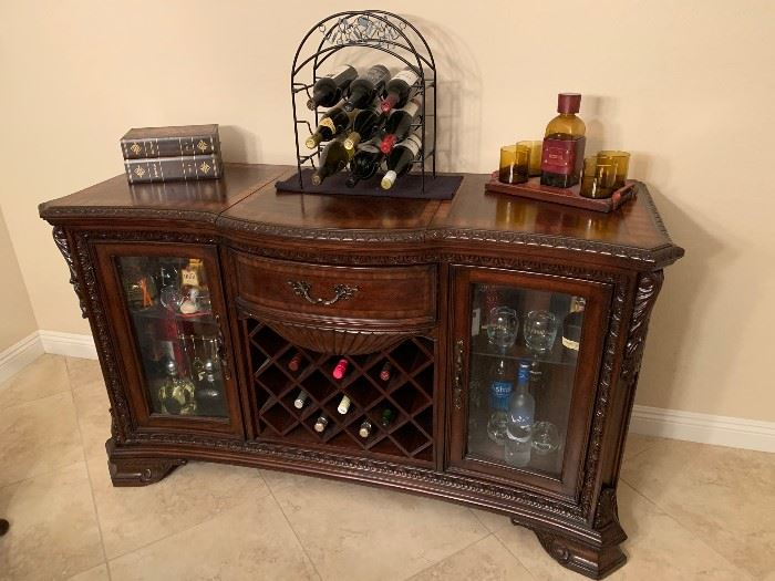 buffet - sold as set only