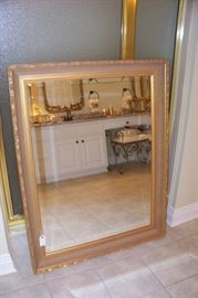 One of several large mirrors