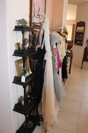 High society vintage and antique clothing.