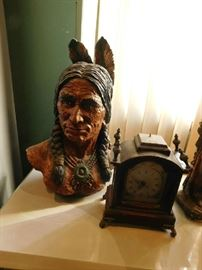 Native American Bust