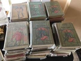 Collection of Nevil Shute & Horatio Alger Junio books