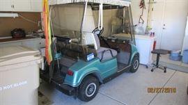 1994 Yamaha gas golf cart