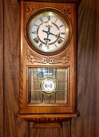 Vintage Centennial Parlor Clock