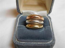 14 k Ring