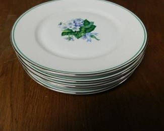 Bavarian Plates 5 each