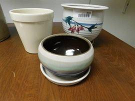 3 Planter Pots