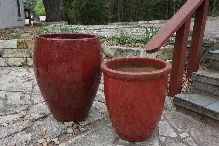 Large pottery