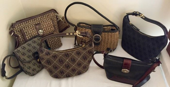 Dooney and Bourke and Giani Bernini Purses