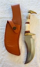 American Hunter Knife and Sheath
