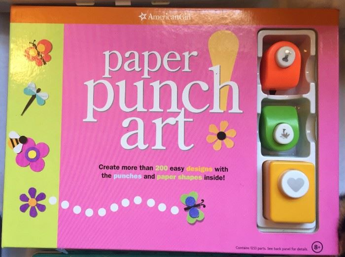Paper Punch Art Set