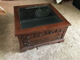 Broyhill Premium Display Coffee Table
