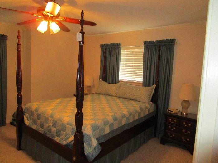 Thomasville Queen bed