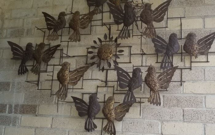 Another great Jere- style wall sculpture