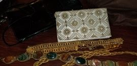 Purses and belts