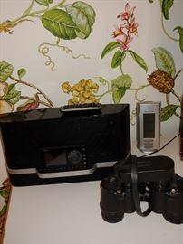 Sirius Radio, Binoculars