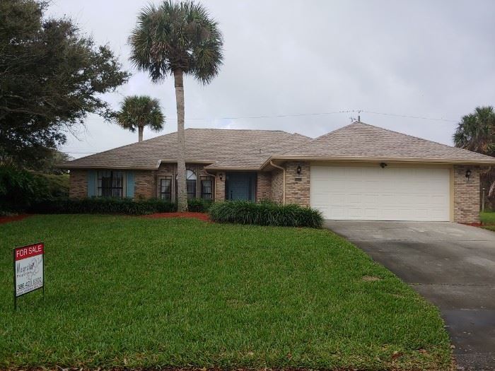 This Beautiful 3 bedroom/2 bath Beach side home is also for sale, but not through our sale.  For more information contact Margie Lints with Magnolia Properties @ 386-423-9300