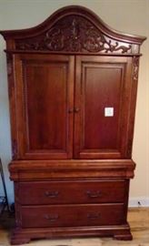 armoire - 2 pieces - $750