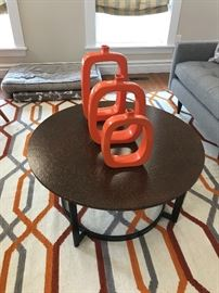 Pottery, Hammary Contemporary Coffee & End Table