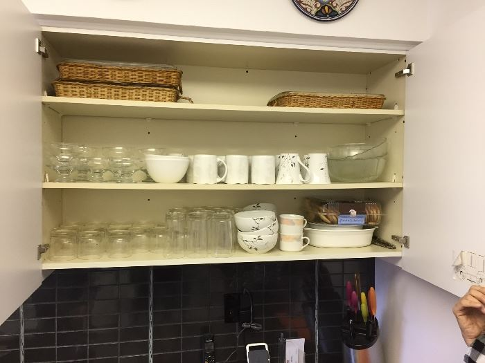 Misc. Glassware & Cookware