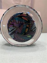 Rollin Karg Art Glass