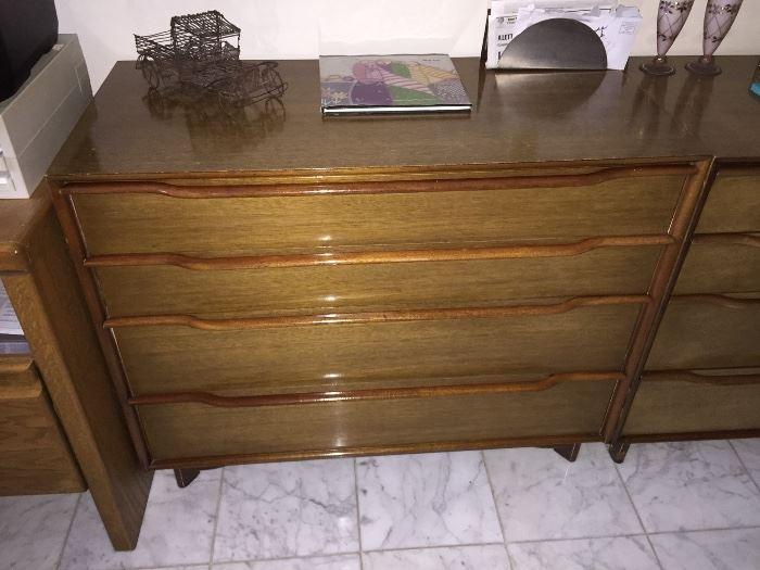 Mahogany Dresser by Hickory Mfg. Co.