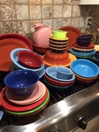 Fiesta Ware   New and VINTAGE