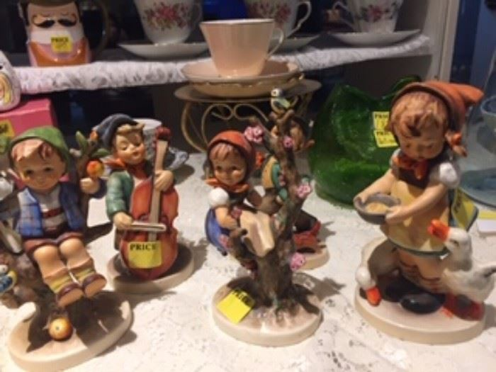 Hummel Antique and PRIMO condition