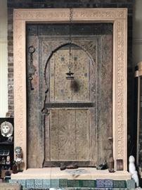 Comfort Morroccan Door