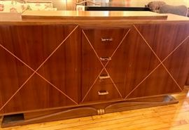 Biedermeir style sideboard, sold by Jerry Pair co.