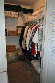 CLOTHING, LINENS