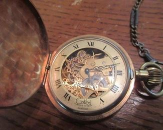 Pocket watches