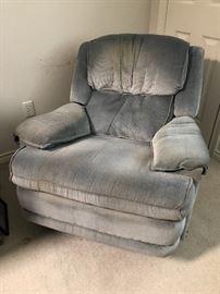 Comfy recliner