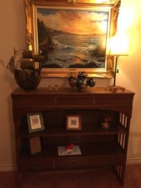 Vintage Tasteful House Decor and Original Artworks