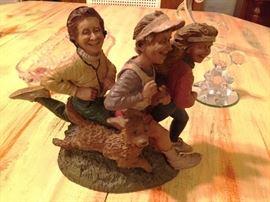 Detailed Sculpture