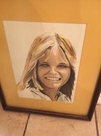 Portrait of Cheryl Tiggs