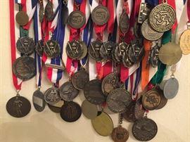 Athlete Medals