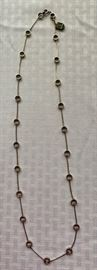 Italian sterling silver necklace from UnoAErre