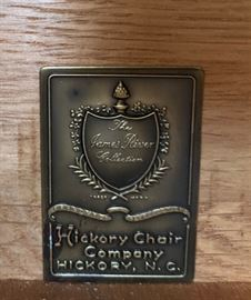 The James River Collection, Hickory Chair Company, Hickory NC
