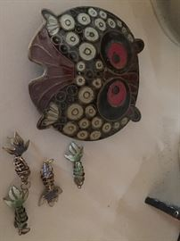 Owl belt buckle