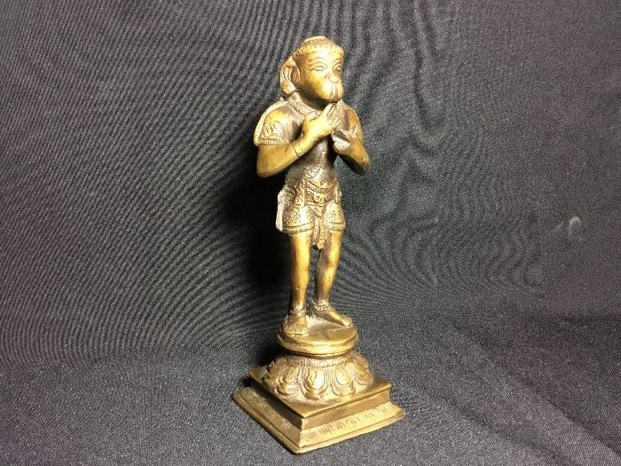 Hanuman Monkey God Bid Item #13