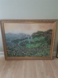 LARGE PAINTING $ 150.00