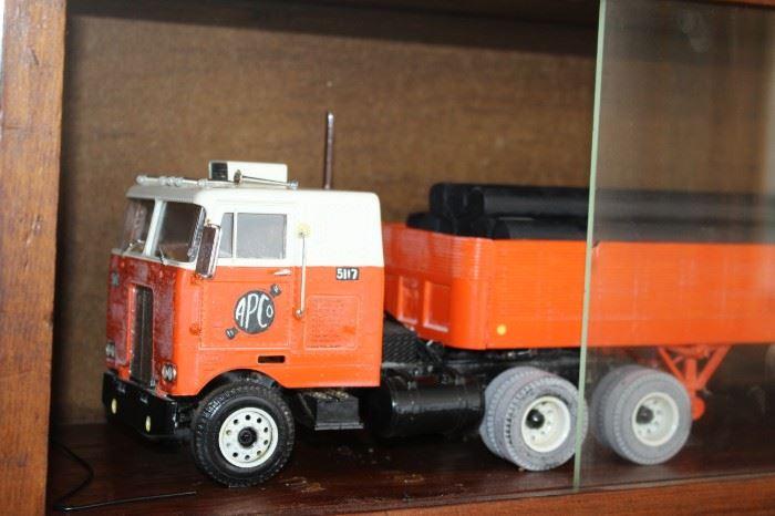 Vintage AP Co Truck
