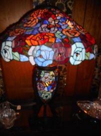 Full Lit Lamp