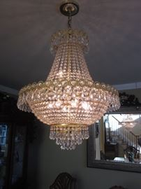 Chandelier's to choose from