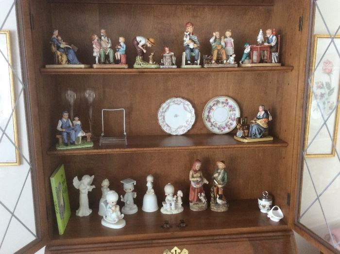 Miscellaneous figures collectibles