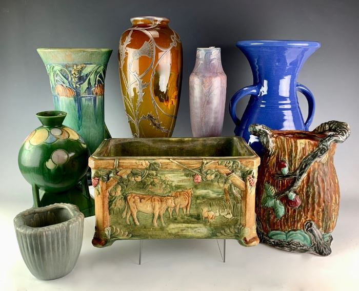 Great collection of American Art Pottery