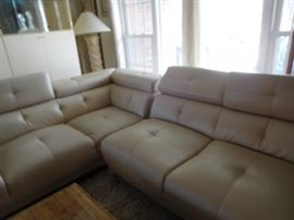 another  view  of  leather  sofa