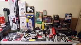 you can see what all is here and some are NIB -
