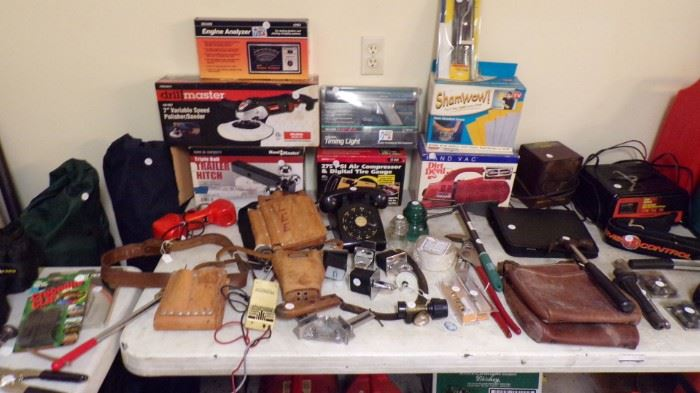 more of the items and some NIB, several Cameras