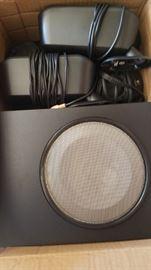 entire logitech x 5.1 speaker system
